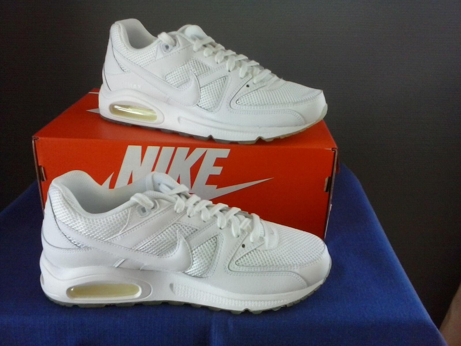 Nike Air Max Command weiß Gr. 42,5 (9)