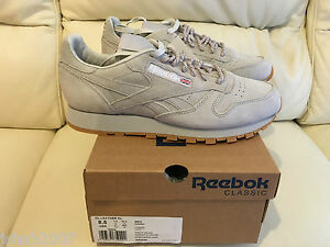 007dbc12225 REEBOK CLASSIC LEATHER X KENDRICK LAMAR ALL SIZES UK 5.5 7.5 8 RED ...