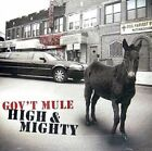 High & Mighty 0880882155520 by Gov't Mule CD