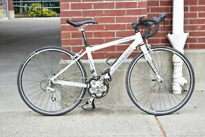 2008 Trek 1.2Womens Aluminum Sora Road Bike 40cm w/650c wheels Retail $770