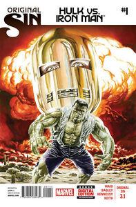 Original-Sin-3-1-Hulk-vs-Iron-Man-Part-1-Unread-New-Near-Mint-Marvel-2014-24