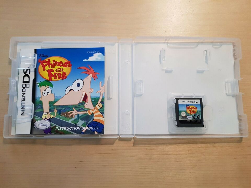 Phineas and Ferb, Nintendo DS