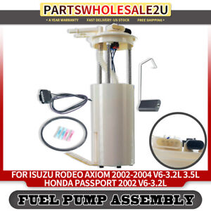 Fuel Pump Assembly W Sensor For Honda Passport 3 2l Isuzu