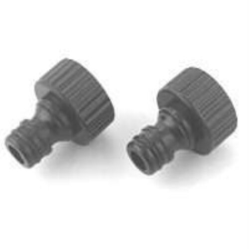 MINTCRAFT GC54023L Female Plastic Tap Adapter, 3/4-Inch
