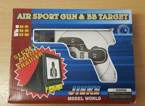 Jieke Air Sport BB Target-Agent secret Trainer