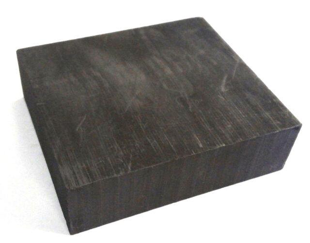 "High Density Graphite Ingot Blank Block Sheet Plate 3//4/"" X 4/"" X 4/"""