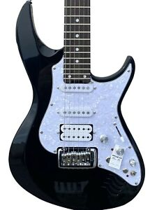 C&G Guitar with Built-In Speaker, Distortion, Drum Beats, Headphone Out and Blue