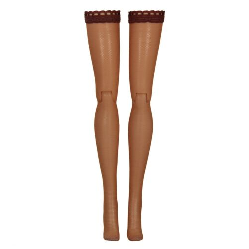 """8/"""" /& 14/"""" Cissette Brown Doll Stockings to fit Madame Alexander Cissy"""