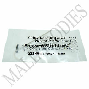V032-Sterilized-Body-Piercing-Hollow-Needles-PICK-GAUGE-QTY-20G-18G-16G-14G-12G