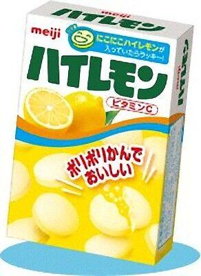 meiji☀Japan-Hi Lemon with Vitamin C 1000mg Tablet Candy