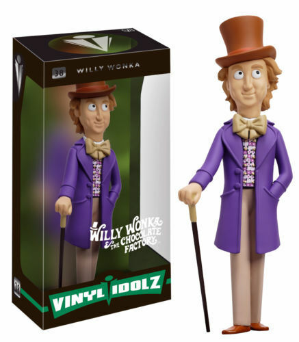 Willy Wonka #38 Vinyl Idolz Funko Figure New Rare Mint VAULTED.