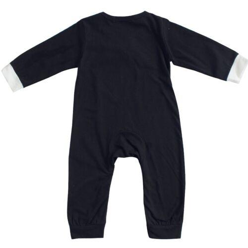 Newborn Kids Baby Boys Infant Outfits Gentleman Jumpsuit Romper Bodysuit Clothes