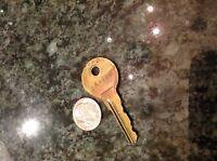 Kennedy Tool Box Lock Key K 1210 Shop Machine Machinist Chest Bridgeport
