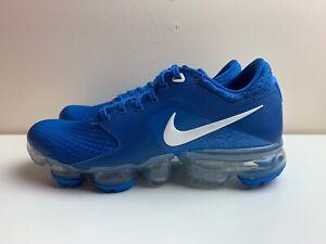 b6f498037d4 Nike Air Vapormax GS Womens Trainers UK 4.5 EUR 37.5 Blue 917963 402 ...