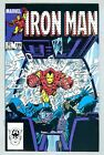 Iron Man #199 October 1985 VF+