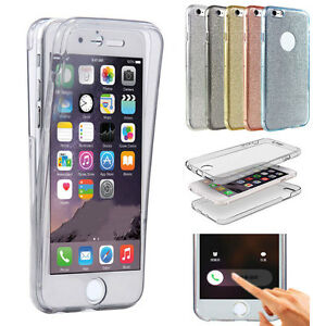 Resistant-aux-chocs-Silicone-Protection-Transparent-etui-pour-Apple-iPhone-5S-SE