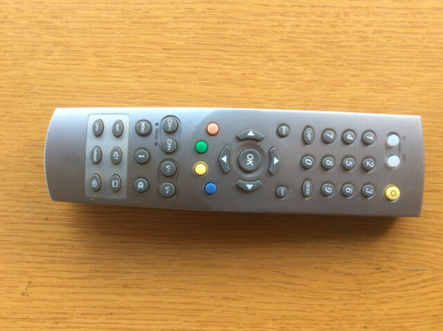 Replacement Genuine Humax TV or PVR Digibox Remote Control Rs-632