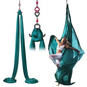 L: 10m W: 2.8m Major Aerial Yoga Hammock/&Aerial Silk Standard Suite