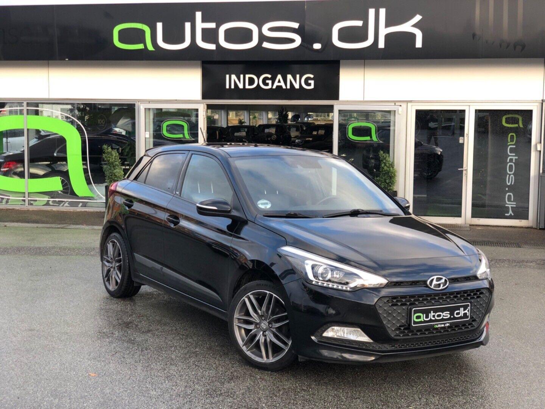 Hyundai i20 1,25 EM-Edition 5d