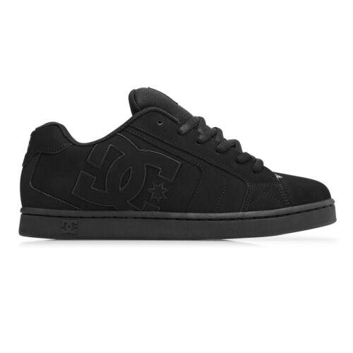 Dc nero Sneaker Low Top Net Skateschuh Schuhe 3bk rgwqWrxT5