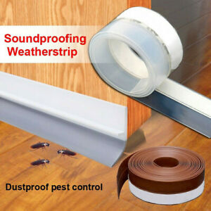 Self-Adhesive-Weather-Stripping-Door-Windows-Silicone-Draft-Stopper-Seal-Stri-2m