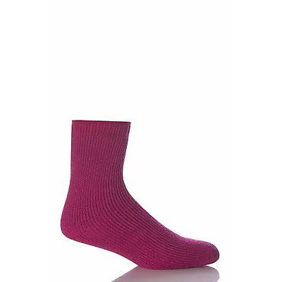 Boys Girls Original Heat Holders Long Thermal Socks, 2 Sizes, Lots of Colours!