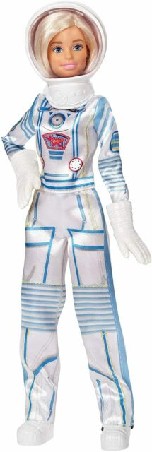 Barbie You Can Be Anything Astronaut Doll Mattel GFX24