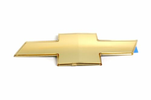 2005 Chevrolet Equinox Front Grille Bow tie Emblem Badge Gold OEM NEW