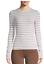 miniature 1 - NWT Vince Stripe Wool Lightweight Sweater, Medium, MSRP $235