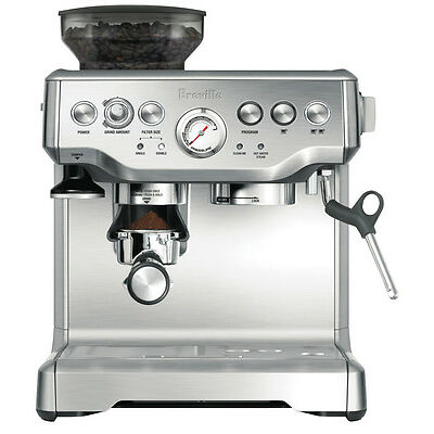 NEW Breville The Barista Espresso Coffee Machine 2 Litre BES870