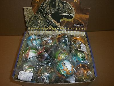 2 x Softball Dinosaurier 6 cm - Dino Party - Deko - Mitgebsel Kindergeburtstag