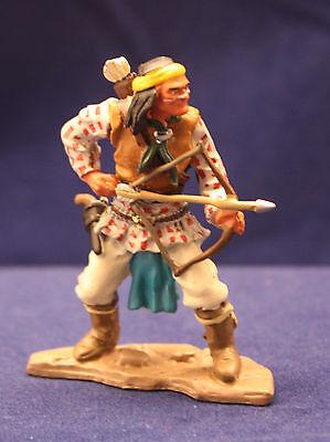 **Quanah Parker** Hobby/&Work Figur OVP// Sammelfigur Indianer