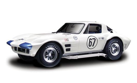 1 43 TrueScale TSM Chevrolet Grand Sport Coupe  .67 1968 Road America 500 Miles