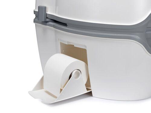 RV Camping /& Boat Sanitary Portable Toilet PORTA POTTI 4 Gal Fresh 5.5 Gal Waste