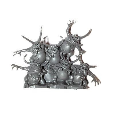 B DAEMON Age of Sigmar Warhammer 40K NURGLINGS