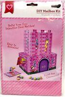 Create Your Own Valentine Mailbox Castle