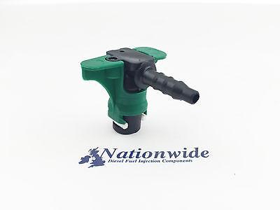 Chrysler 300C 3.0 CRD 2 Way Injector Leak Off Connector Bosch 0445 115 027 x 1