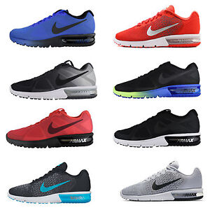 Nike-Air-Max-Sequent-running-Zapato-2-Essential-Zapatillas-deportivas-NUEVO
