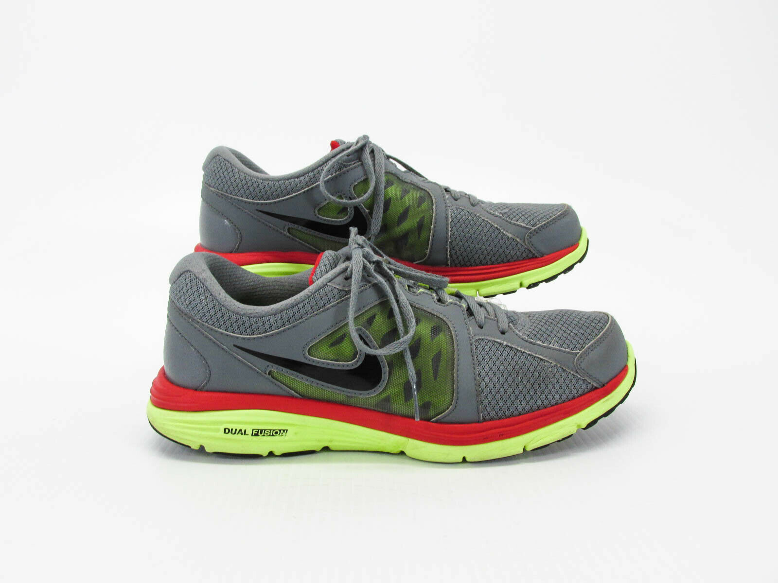 Nike Dual Fusion Run Men Athletic Running shoes Size 10M Pre Owned FJ