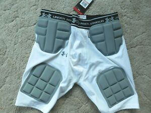 Under Armour padded football undershorts, Size 3XL