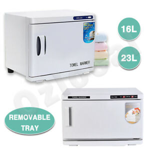 16-23L-Hot-Towel-Warmer-UV-Sterilizer-Cabinet-Heater-Salon-Disinfection-Beauty