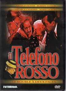 IL-TELEFONO-ROSSO-Dubois-CHAKIRIS-Taylor-BOYER-DVD