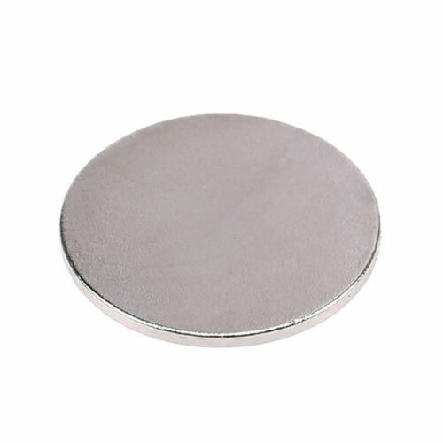 Strong Powerful N52 Magnet Rare Earth Neodymium Round Block  Magnets-EBFD0812