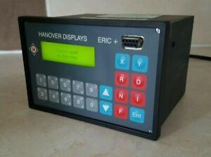 Hanover-ERIC-E301F-Destination-Display-Controller-LED-Flip-Dot-Bus-Coach-RS232