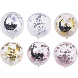 6pcs-Eid-Mubarak-Balloons-Ramadan-Muslim-Festival-Decor-Islamic-Confetti-Ball-IY