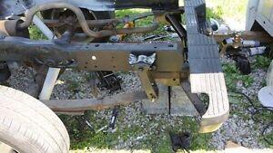 93 04 Ford Ranger Rear Frame Weld On Repair Channels Rot