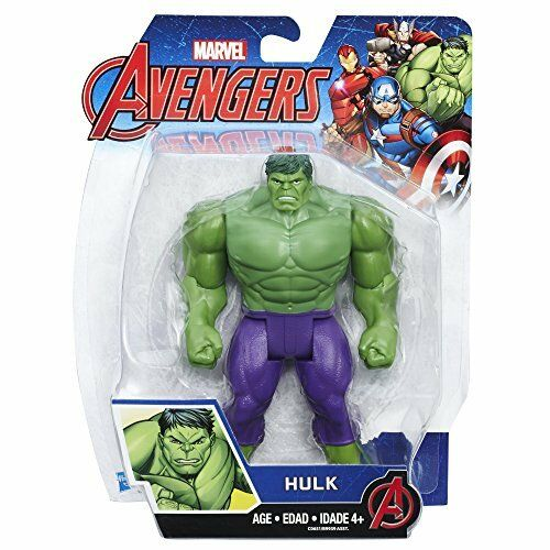 6-inch Marvel Comics Figures Avengers The Hulk Series Collection Action Toy Gift