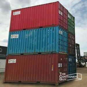 Used 20 ft Shipping Containers Meadow Lake Saskatchewan Preview