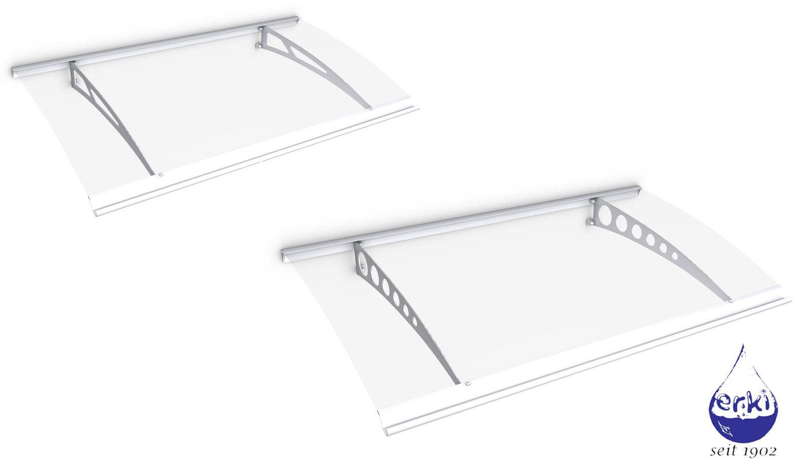 SCHULTE Style Plus Pultbogenvordach mit Alu-Regenrinne
