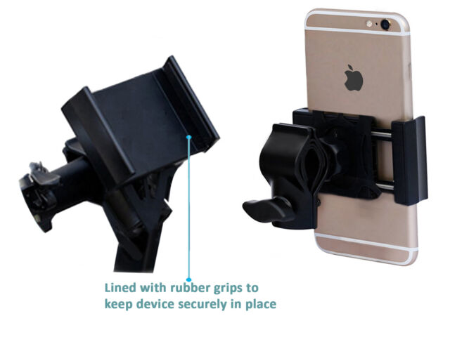 Bicycle Cycle Bike Mount Handlebar Phone Holder - XIAOMI REDMI NOTE 5A PRIME
